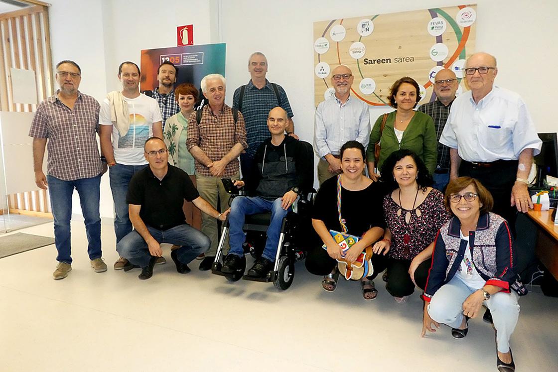 Muestras de afecto y reconocimiento a Iñigo Vidaurrazaga