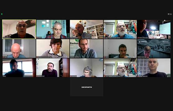 Asamblea General Sareen Sarea 2020