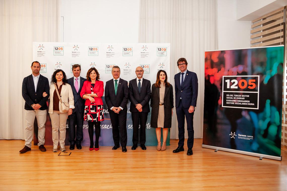 Imagen 1 Día Tercer Sector Social Euskadi 2019