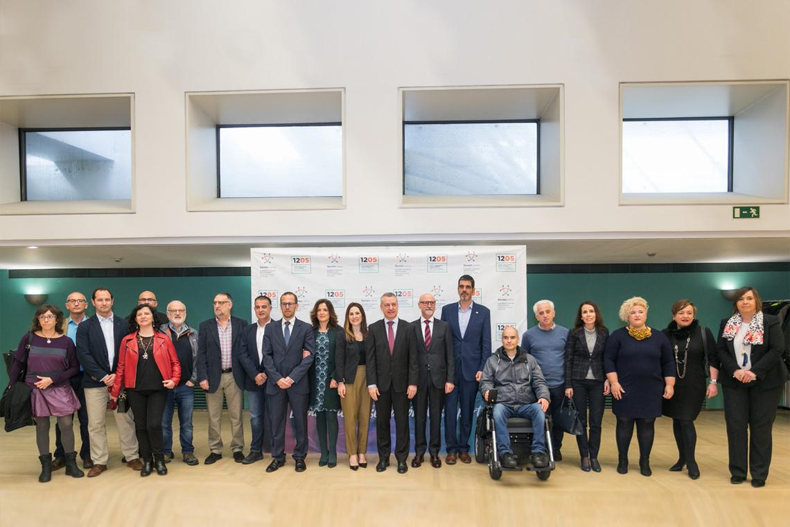 Imagen 03 Día Tercer Sector Social Euskadi 2018