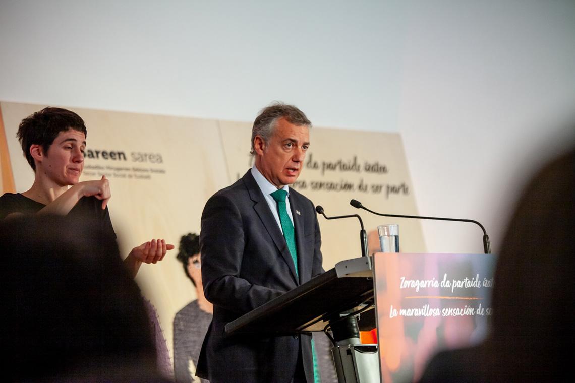 Imagen 3 Día Tercer Sector Social Euskadi 2019