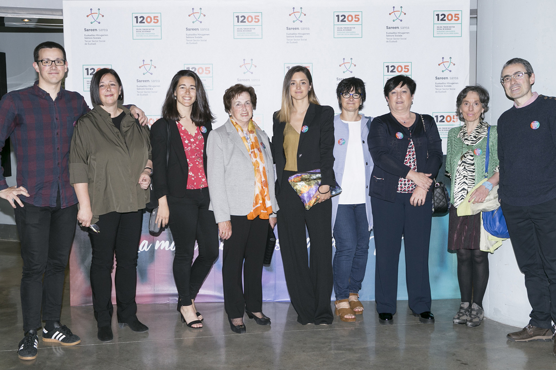 Imagen 07 Día Tercer Sector Social Euskadi 2017
