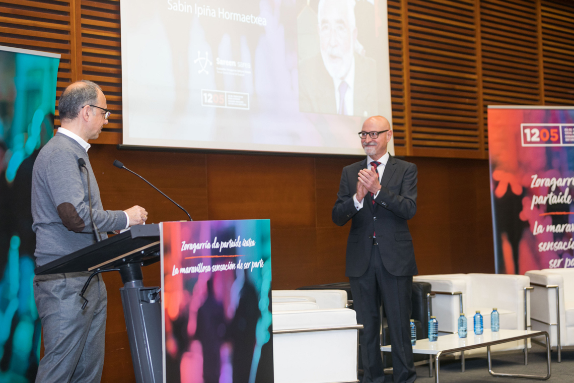 Imagen 07 Día Tercer Sector Social Euskadi 2018