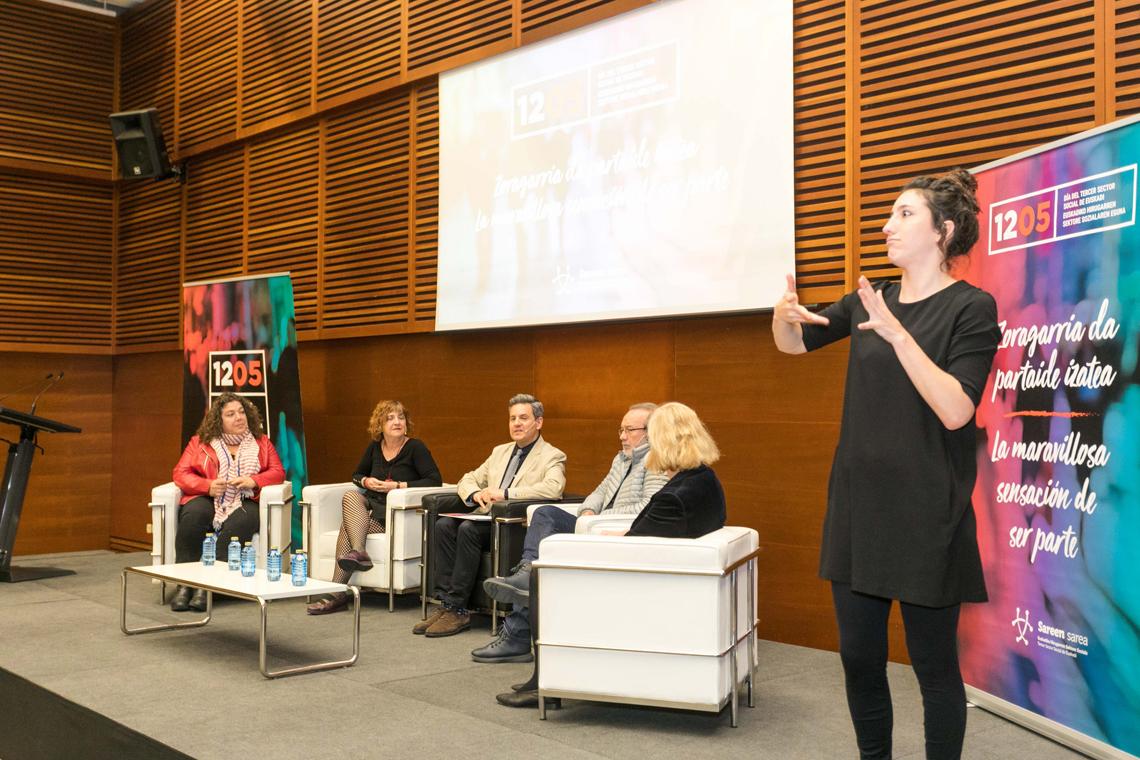 Imagen 08 Día Tercer Sector Social Euskadi 2018