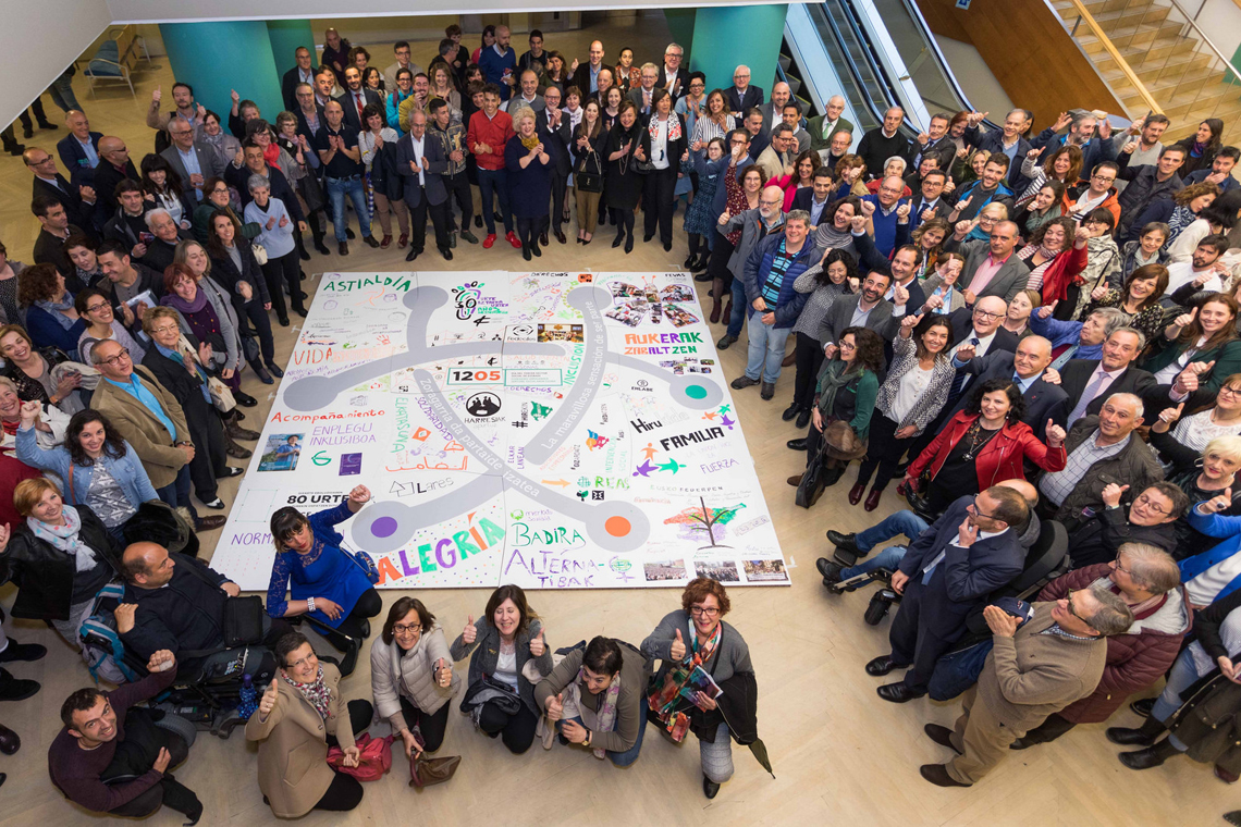Imagen 09 Día Tercer Sector Social Euskadi 2018