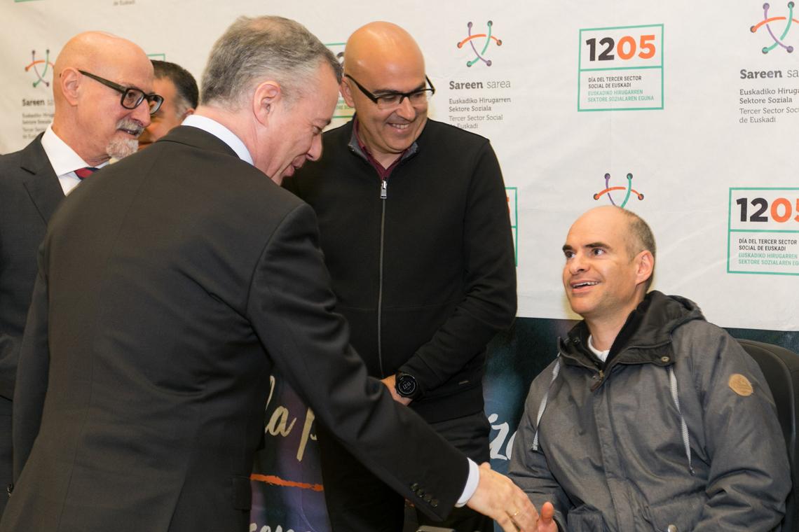 Imagen 11 Día Tercer Sector Social Euskadi 2018