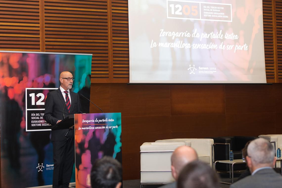 Imagen 12 Día Tercer Sector Social Euskadi 2018
