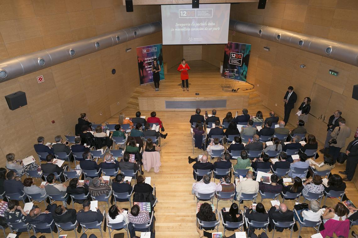 Imagen 20 Día Tercer Sector Social Euskadi 2017
