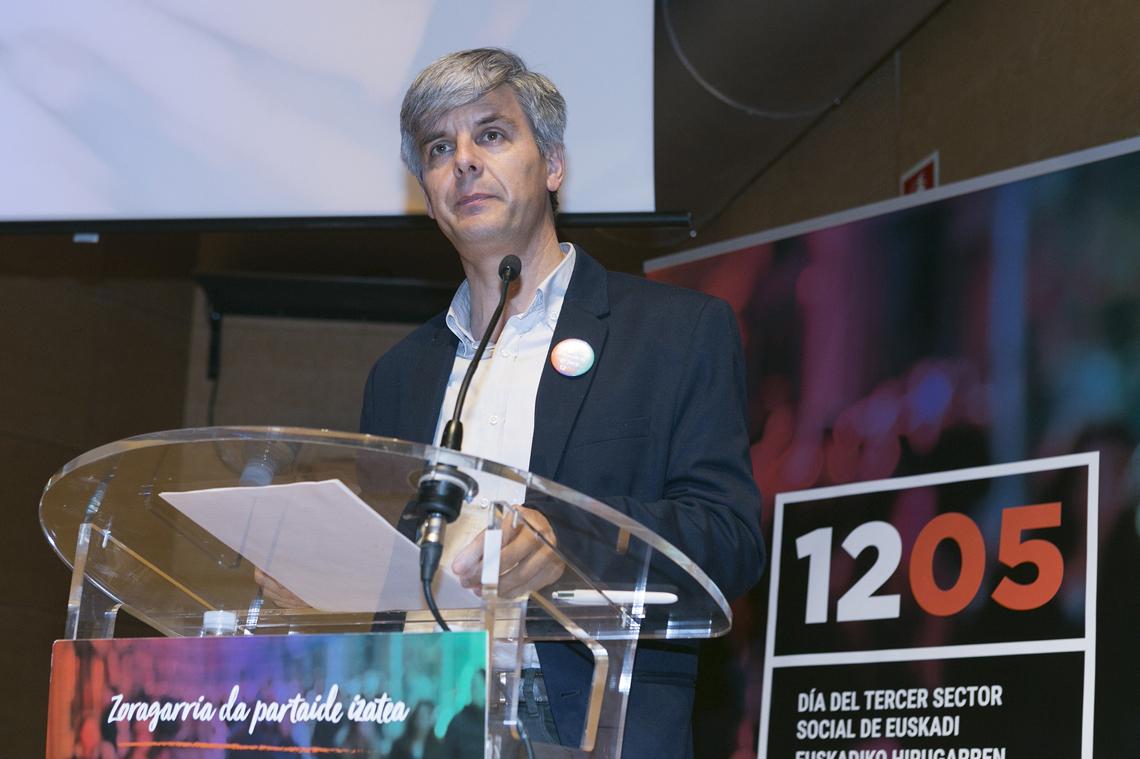 Imagen 27 Día Tercer Sector Social Euskadi 2017