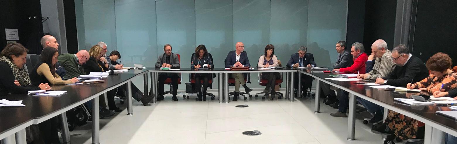 Foto de la Mesa de Dialogo Civil