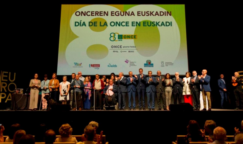Foto Dia de la ONCE 2018