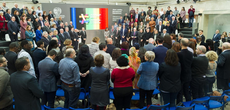Pacto Social Vasco para la migración