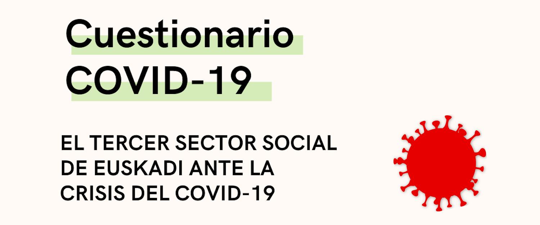 "Estudio: ""El Tercer Sector Social de Euskadi ante la crisis del Covid-19"