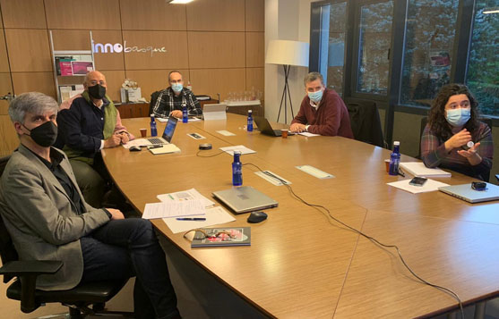 Sesión colaborativa de innovación en el Tercer Sector Social de Euskadi