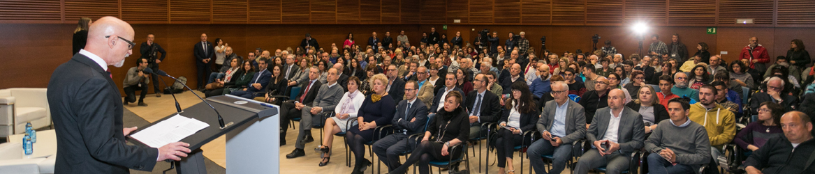 Imágen de la presentación del Libro Blanco del Tercer Sector Social de Euskadi