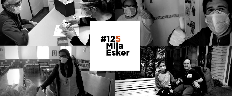 Campaña #125MilaEsker