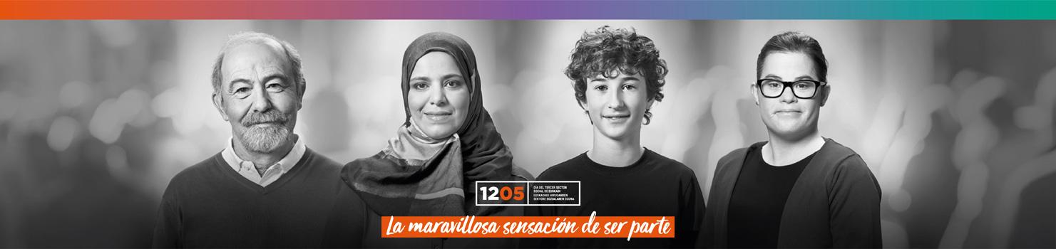 Día Tercer Sector Social Euskadi 2019