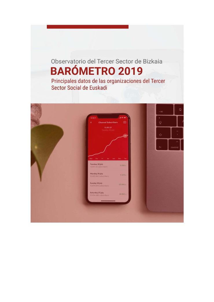 Barómetro Tercer Sector Social de Euskadi 2019
