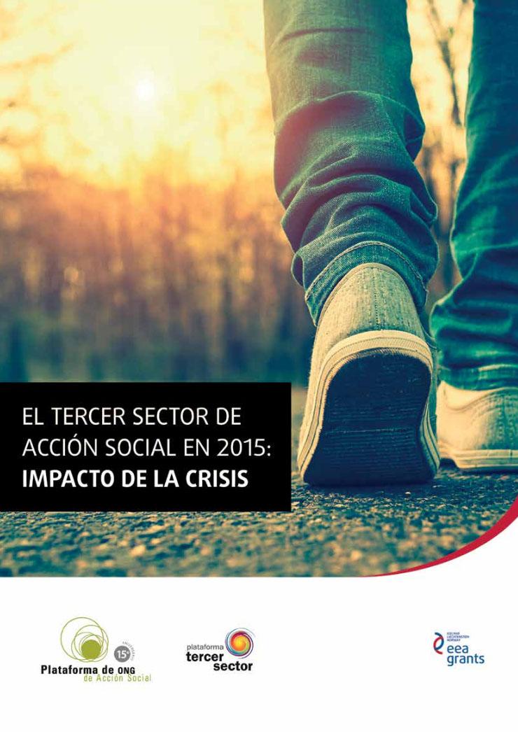 Estudio Completo: El TSAS en 2015, Impacto de la crisis (2015)