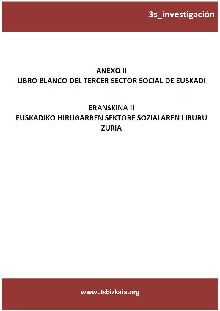 Libro Blanco TSSde Euskadi. Anexo 2 (2015)