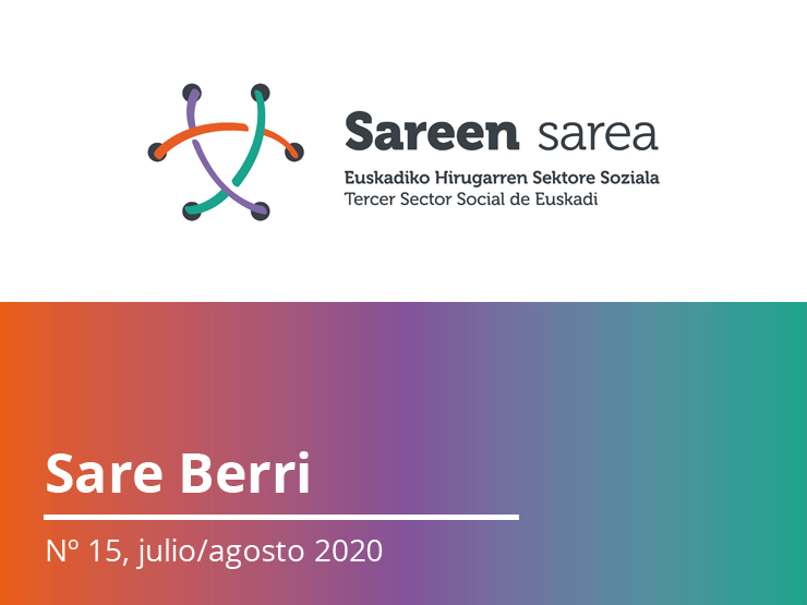 Sare Berri nº 15. Julio/Agosto 2020