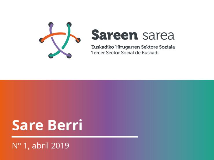 Sare Berri nº 1. Abril 2019