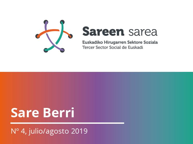 Sare Berri nº 4. Julio/Agosto 2019