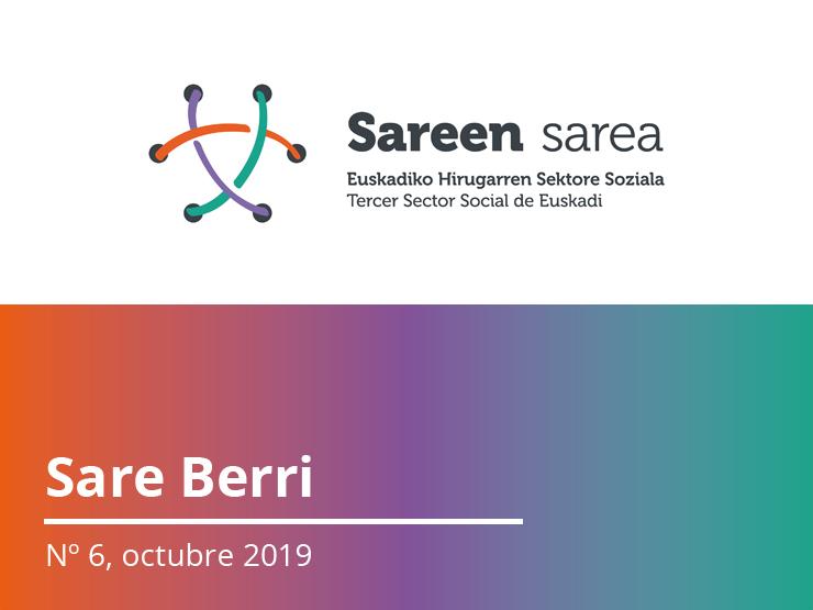 Sare Berri nº 6. Octubre 2019