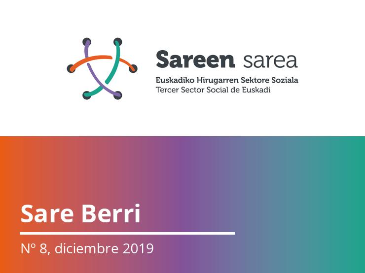 Sare Berri nº 8. Diciembre 2019