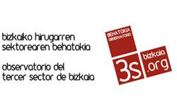 3S - Observatorio del tercer sector de bizkaia - Bizkaiko hirugarren sektorearen behatokia