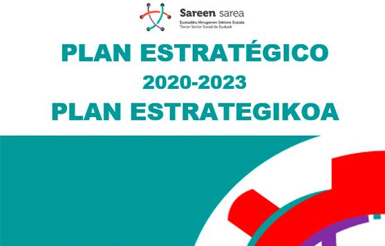 II Plan Estratégico de Sareen Sarea
