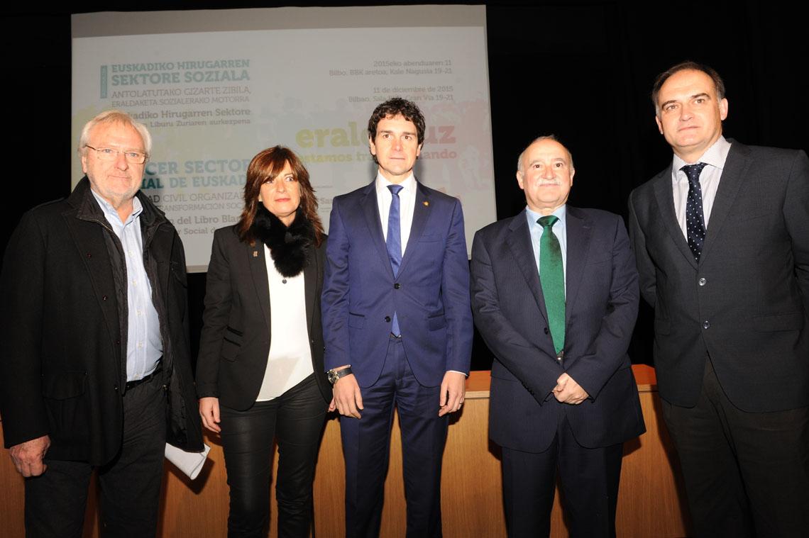 Imagen 03 Jornada Tercer Sector Social de Euskadi 2015