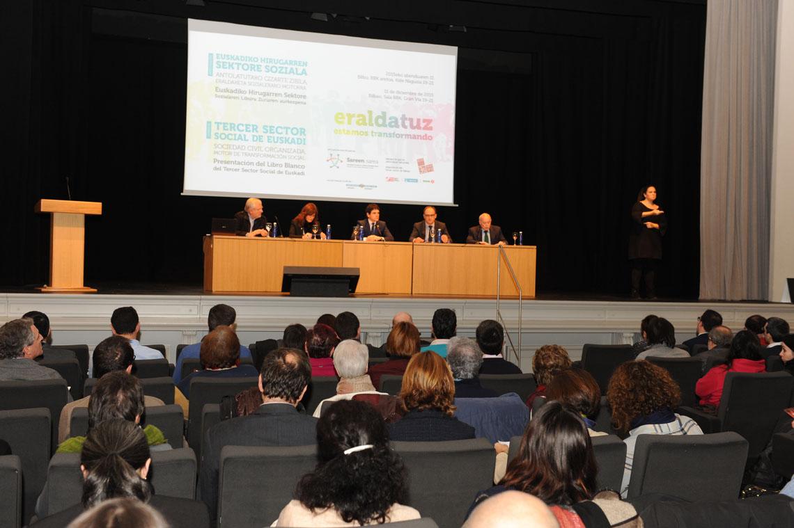 Imagen 04 Jornada Tercer Sector Social de Euskadi 2015