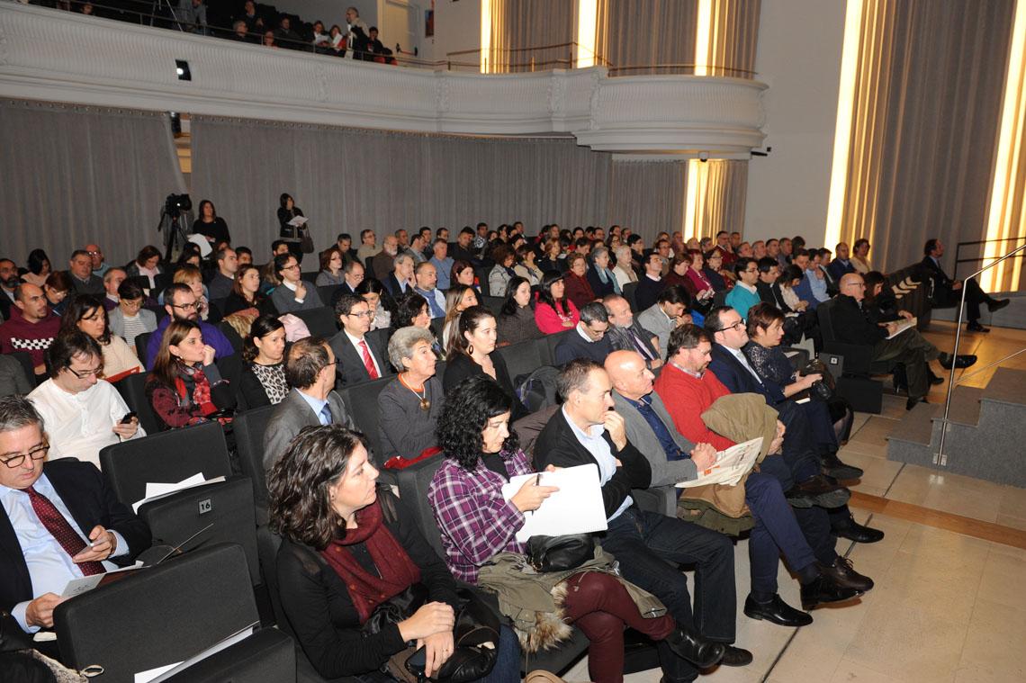 Imagen 05 Jornada Tercer Sector Social de Euskadi 2015