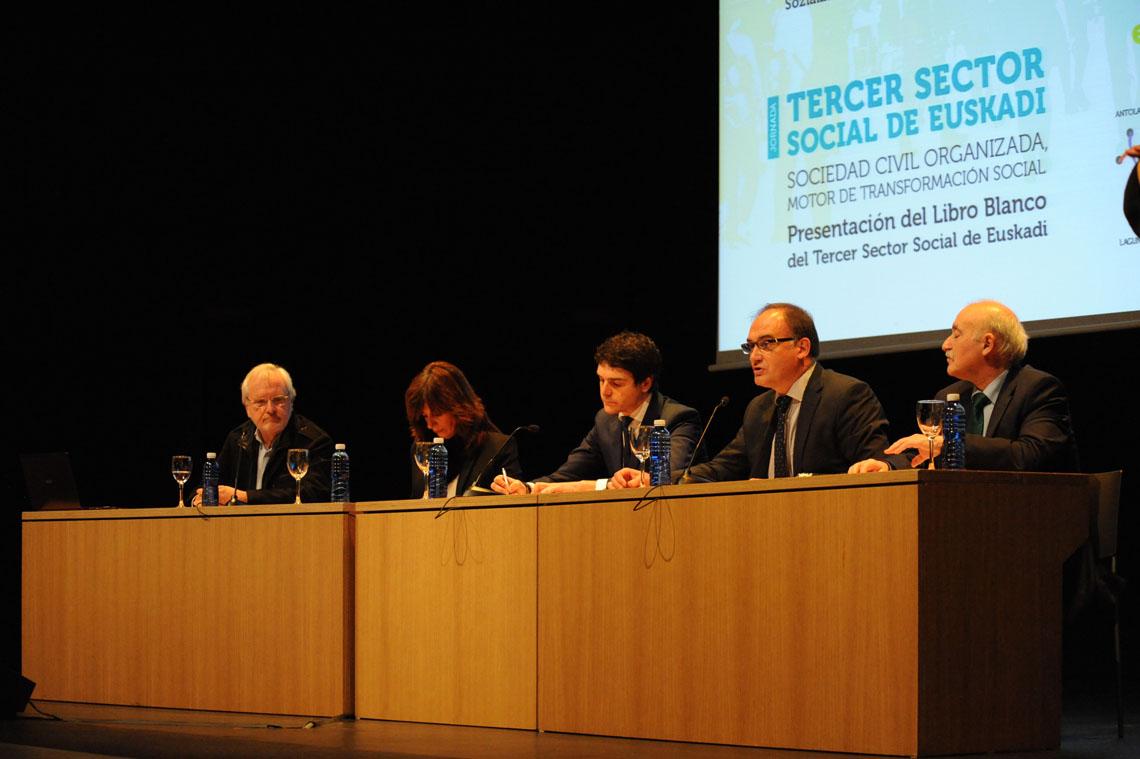 Imagen 06 Jornada Tercer Sector Social de Euskadi 2015