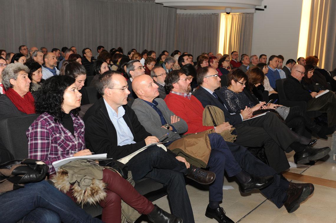 Imagen 08 Jornada Tercer Sector Social de Euskadi 2015