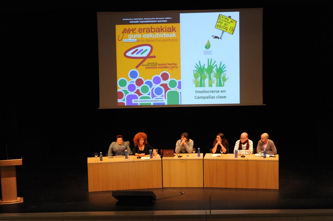 Imagen 16 Jornada Tercer Sector Social de Euskadi 2015