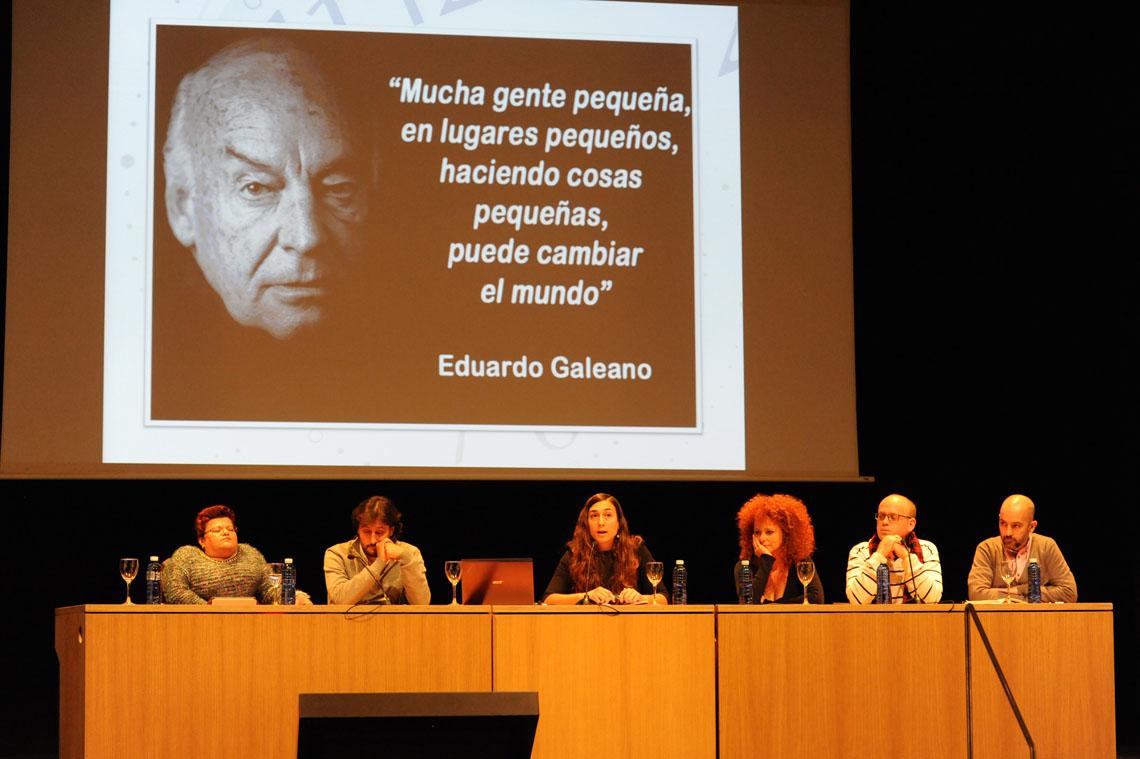 Imagen 19 Jornada Tercer Sector Social de Euskadi 2015