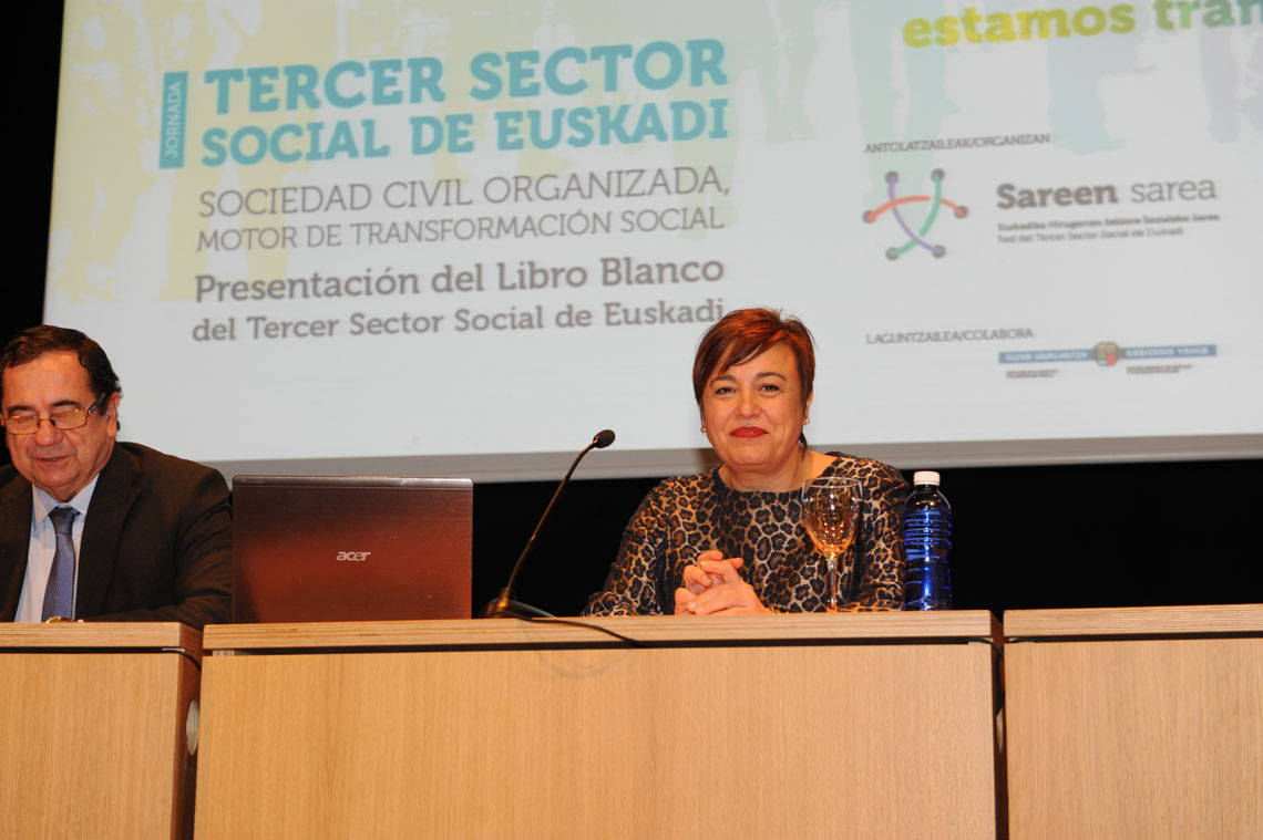 Imagen 21 Jornada Tercer Sector Social de Euskadi 2015