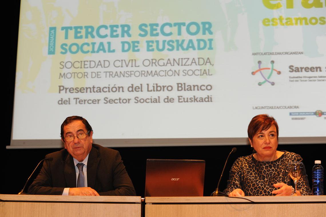 Imagen 22 Jornada Tercer Sector Social de Euskadi 2015