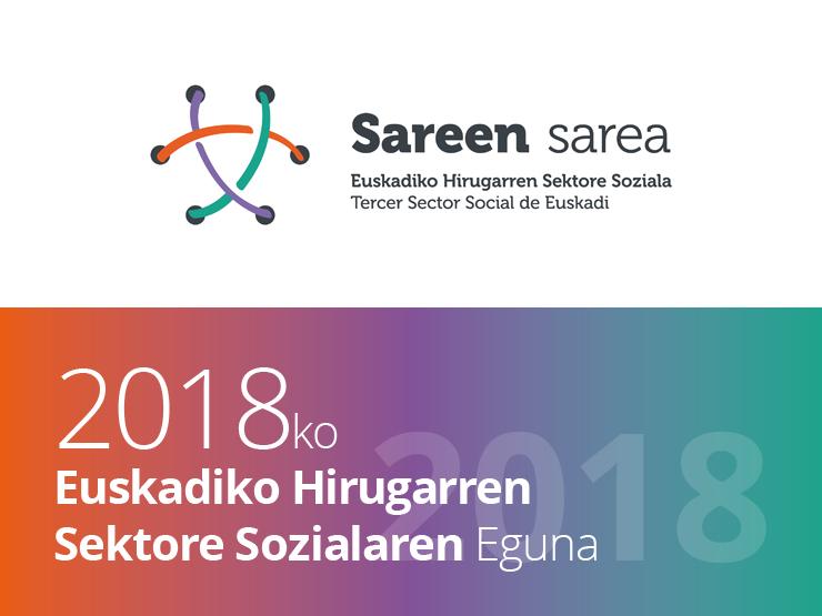 2018ko Euskadiko Hirugarren Sektore Sozialaren Eguna