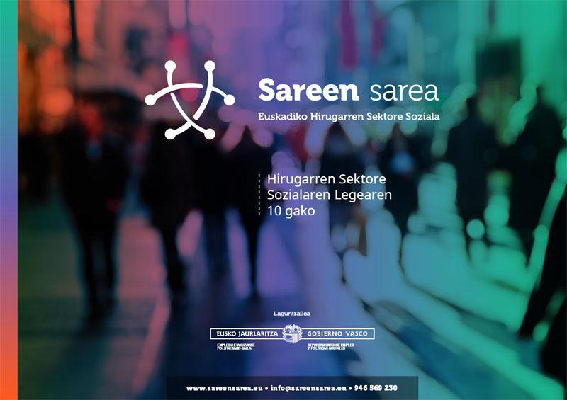 Dokumentua: Euskadiko Hirugarren Sektore Sozialaren Legearen 10 Gako (2017)