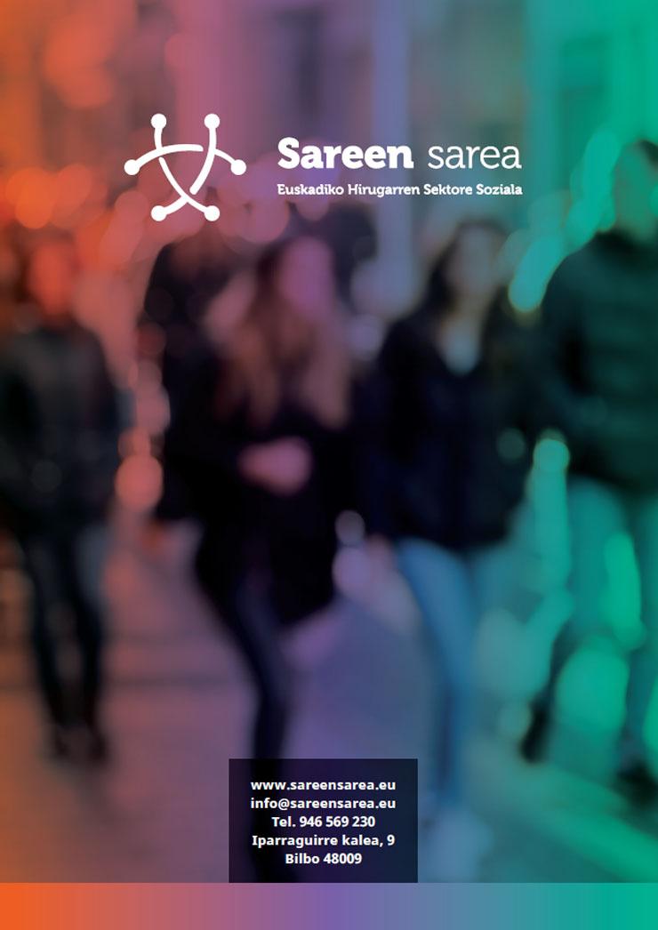 Sareen Sarearen aurkezpena triptikoa