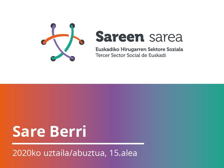Sare Berri 15. alea. Uztaila/Abuztua 2020