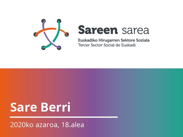 Sare Berri 18. alea. Azaroa 2020
