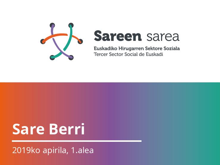 Sare Berri 1. alea. Apirila 2019