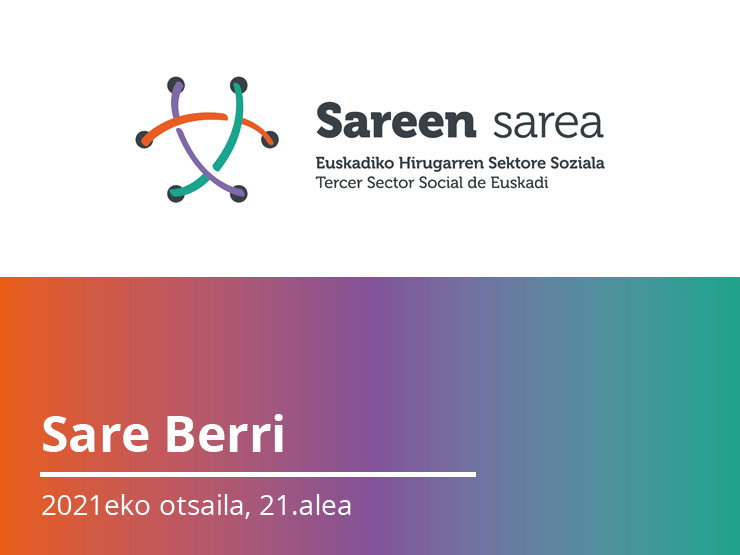 Sare Berri 21. alea. Otsaila 2021