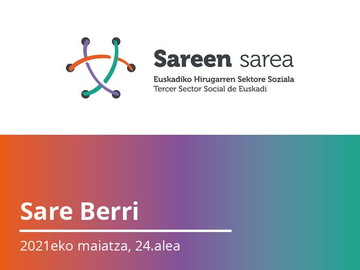 Sare Berri 24. alea. Maiatza 2021