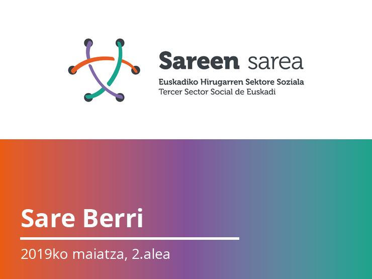 Sare Berri 2. alea. Maiatza 2019