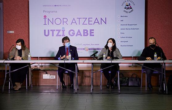 Balance Inor Atzean Utzi Gabe